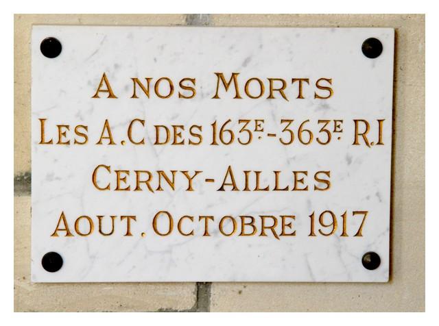 A Cerny en Laonnois